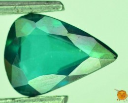 Natural Green Topaz