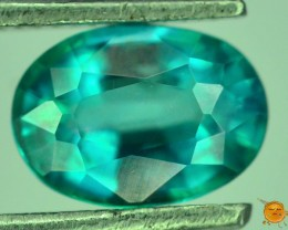 1.060 ct Natural Green Topaz