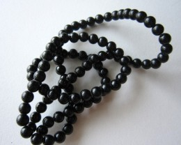 57.15cts Strand Onyx Beads