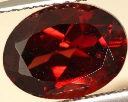 2.30 cts MALAYA GARNET FACETED TBM-854