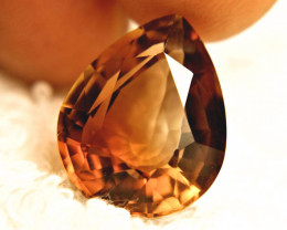 19.61 Carat Golden Brown VVS Topaz - Gorgeous