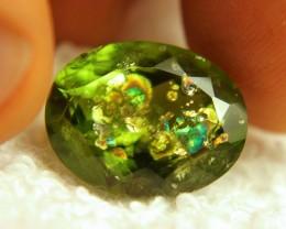 15.4 Ct. Exotic Himalayan Peridot - Superb