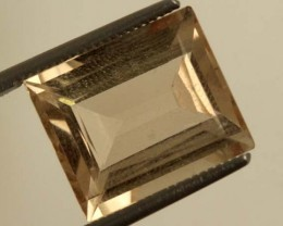 11 CTS COGNAC TOPAZ FACETED CG-2101
