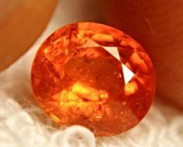 2.67 Carat SI Orange Spessatite Garnet