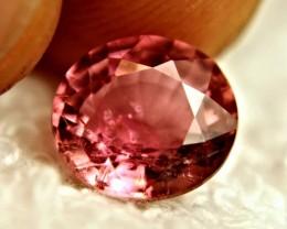 3.96 Carat Pink Nigerian Tourmaline - Beautiful