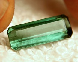 5.23 Carat Blue Green Nigerian SI Tourmaline - Lovely