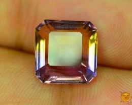 6.470 ct Natural Bolivian Ametrine