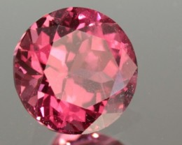 1.16 CT HOT PINK-PURPLE UMBALITE GARNET - FLAWLESS!  MASTER CUT!