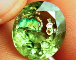 11.08 Carat Exotic Brazil Peridot - Superb