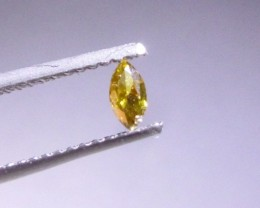 0.13ct  Diamond , 100% Natural Untreated