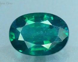 1.045 ct Natural Green Topaz