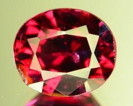 1.560 ct Red Afghan Garnet L.2