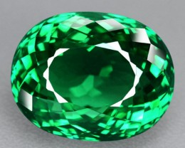 29.08CTS AMAZING FINE QUALITY BEAUTIFUL COLOR NATURAL GREEN TOURMALINE