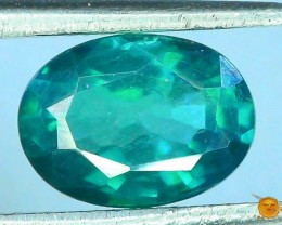1.150 ct Natural Green Topaz