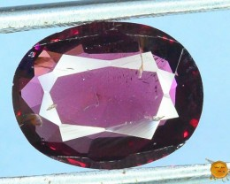 2.945 ct Red Afghan Garnet L.2