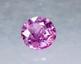 0.30 cts ~ Superb Ultra Rare 100% Natural unheated Kashmir Pink Sapphire