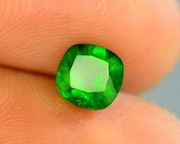 0.885 ct Natural Siberian Chrome Diopside