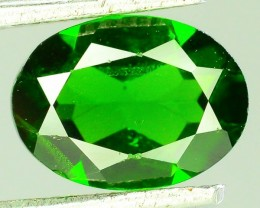 1.130 Ct Natural Siberian Chrome Diopside
