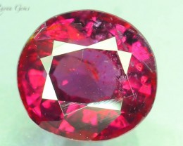 1.670 ct Red Afghan Garnet L.2