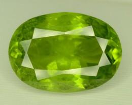 16.20 ct Natural Green Peridot