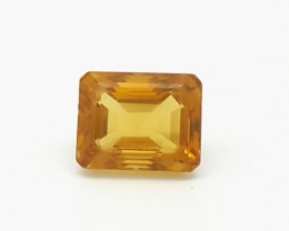 7.60 CT FLAWLESS CITRINE GEMSTONES FOR SALE
