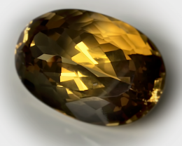 336.50CT HUGE CITRINE - BREATH TAKING & BEAUTIFUL JEWEL - REMARKABLE