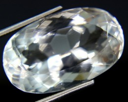 20 cts FLAWLESS POLLUCITE Loose Gemstone