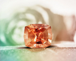10.08 CT OREGON SUNSTONE - MASTER CUT!  LOUPE CLEAN!