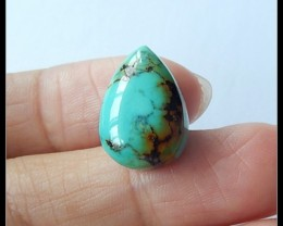 11Ct Natural Turquoise Gemstone Cabochon(B1804160)