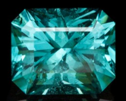 1.12 ct BLUE NEON TOURMALINE - MASTER CUT!