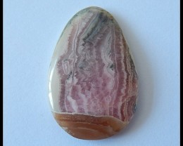 33CT Natural Rhodochrosite Gemstone Cabochon