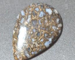Dinosaur bone AAA cabochon from Utah