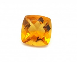 6.95 CT FLAWLESS CITRINE  GEMSTONE FOR SALE