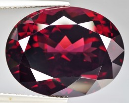 25.72 Cts Fine Quality Sparkling  Rhodolite Garnet