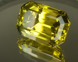 30.55 ct. Chrysoberyl, Emerald Cut