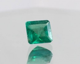 1.34 Emerald Gemstone