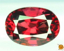 1.735 ct Red Afghan Garnet L.2