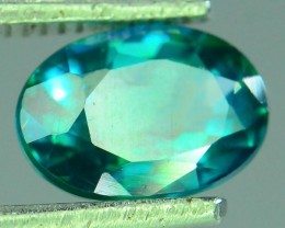 1.155 ct Natural Green Topaz