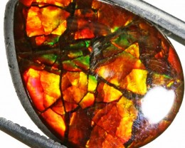 9.30CTS AMMOLITE STONE FROM CANADA [STS316 ]SH