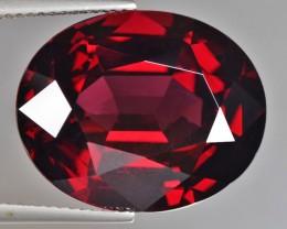 23.23 Cts Top Rich Red Rhodolite Garnet