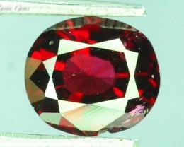 2.350 ct Red Afghan Garnet L.2
