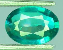 1.170 ct Natural Green Topaz