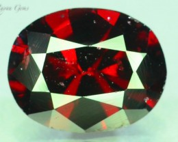 2.155 ct Red Afghan Garnet L.2