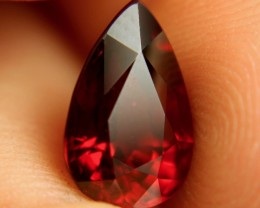 5.19 Ct. Fiery Red Spessartite Garnet - Gorgeous