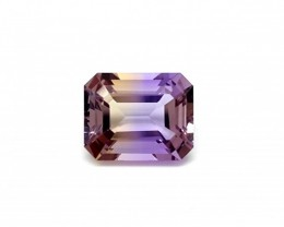 3.20 CT BOLIVIAN AMETRINE BI COLOR GEMSTONES FOR SALE