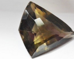 Smokey Quartz Faceted gemstone Large