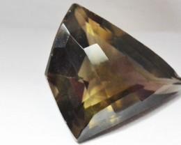 Smokey Quartz Faceted gemstone Large