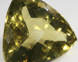 51.20 CTS FACETED NATURAL CITRINE GEMSTONE [GOGO139]