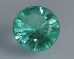 2.052 CT COLUMBIAN EMERALD - MASTER CUT! COLORLESS OIL ONLY!