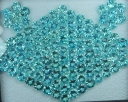 53.70 cts Charming Natural Apatite Magical Fascinating blue color